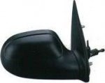 Citroen Saxo MK1 [96-00] Complete Cable Adjust Mirror Unit - Black